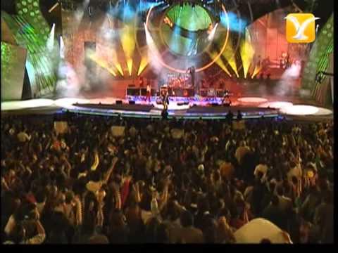 Maná, Oye Mi Amor, Festival de Viña 2003