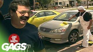 Skrytá kamera - Zábava s autami