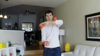 [Slow Motion Juggling] Video