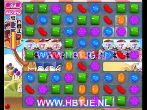 Candy Crush Saga level 538