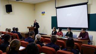 В університеті відбувся дебатний турнір серед курсантів на «Кубок ректора»