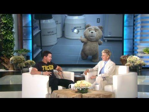 Mark Wahlberg Talks 'Ted 2'