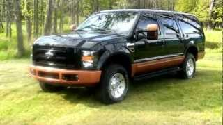 2008 Ford Excursion 6.4l Power Stroke