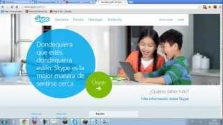 Tutorial° Como Descargar E Instalar Skype Para Windows 7