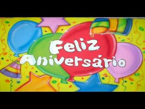 Feliz Aniversário - Parabéns pra Você