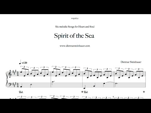 Dietmar steinhauer piano spirit of the sea for Dietmar steinhauer