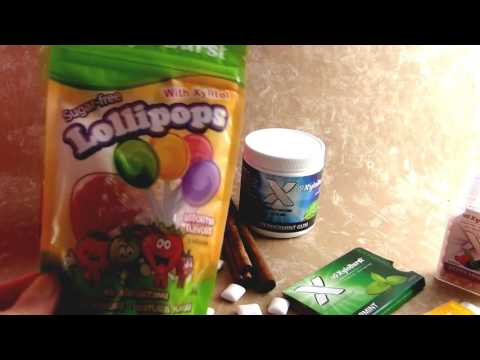 CHEW GUM FOR BEAUTY'S SAKE: XyloBurst All Natural Xylitol Gum