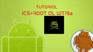 Tutorial ICS+ROOT Sony Ericsson Live WT19a