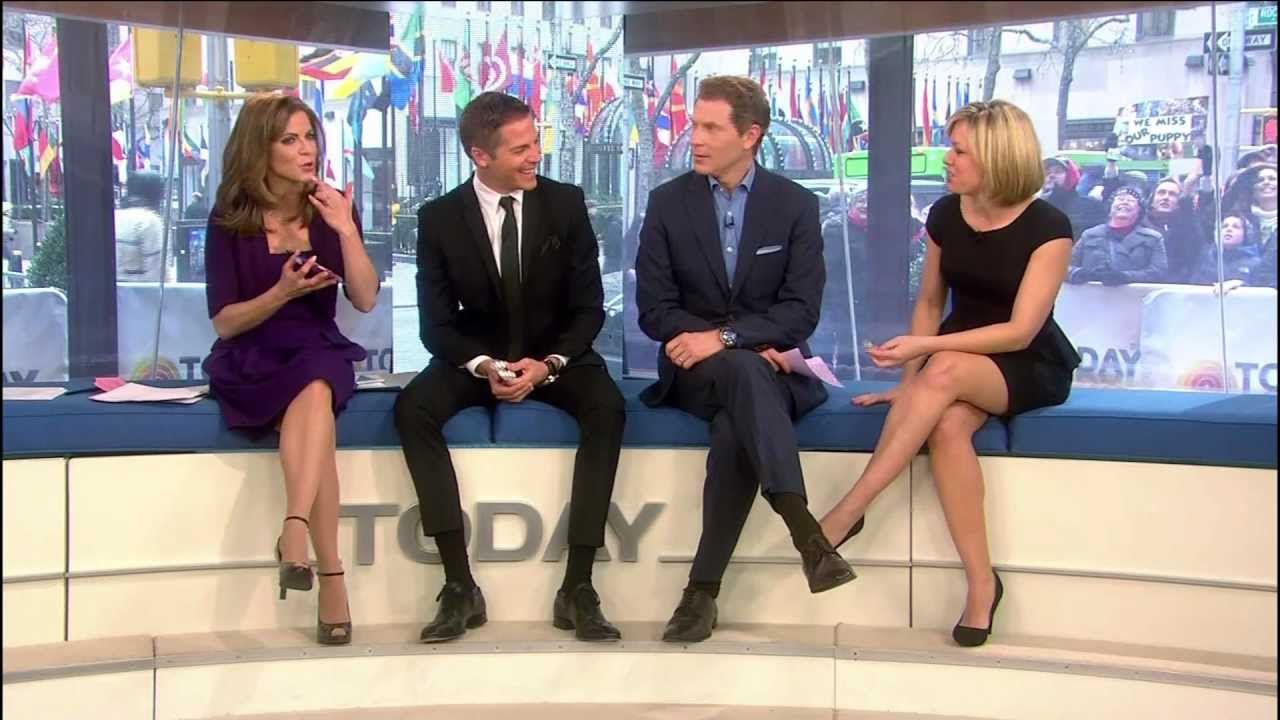 Today Show Dylan Dreyer Legs