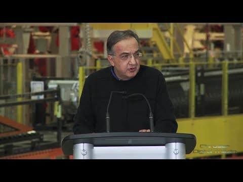 Sterling Heights Assembly Plant | Production Celebration