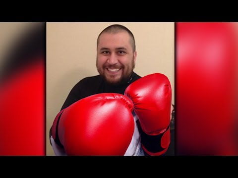 George Zimmerman Celebrity Boxing Match - Is He Asking For Trouble?