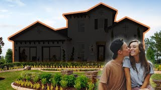 NEW HOUSE REVEAL!! We're MOVING IN TOGETHER?!