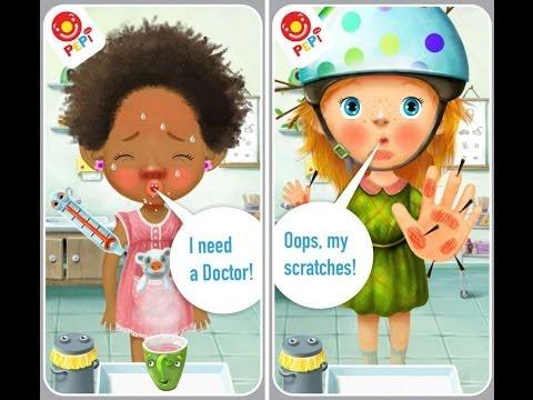 Pepi Doctor Android & iOS/iPhone/iPad GamePlay