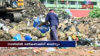 Waste management problem in Thiruvananthapuram : fear rise in infectious diseases