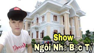 Vlog Phong Zhou | Show Ngôi Nhà Bạc Tỷ Của Phong Zhou Cực Hài Hước