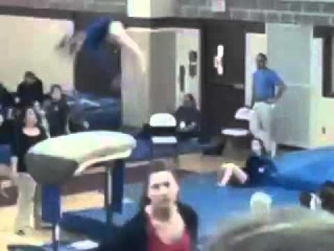 Nicole Silva- Vault - High School States 2012