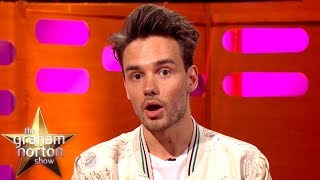 Liam Payne Was Shoved by Jay Z's Bodyguard   The Graham Norton Show