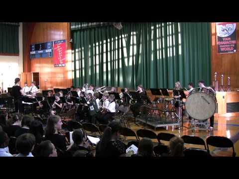 2013 ICS Spring Concert - 4th Grade Concert Band