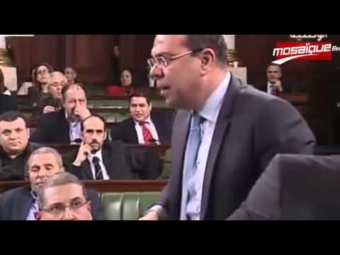 image vidéo بن غربية ينفجر غضبا في وجه أحد النواب