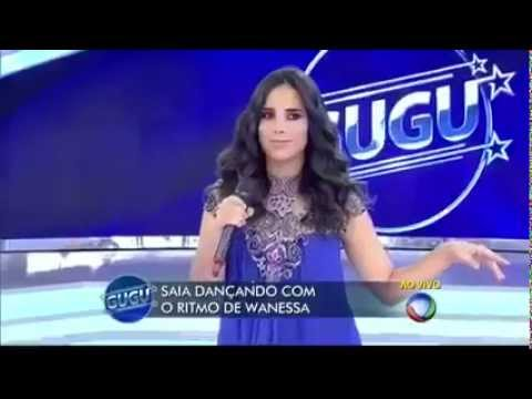 Wanessa Camargo e o playback fail no Programa do Gugu