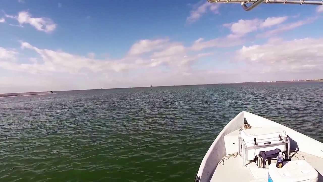 Fishing port o 39 connor texas matagorda bay youtube for Port o connor fishing