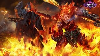 League of Legends - S4 Jungle Wukong