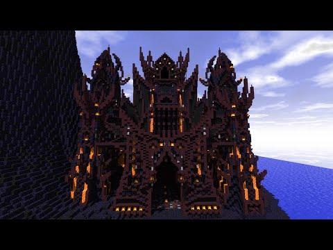 Minecraft - Mortrand [Evil Fortress] - YouTube