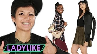 Adult Women Try Back To School Fashion • Ladylike