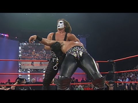 WWE Network: Sting vs. The Demon: WCW New Blood Rising 2000