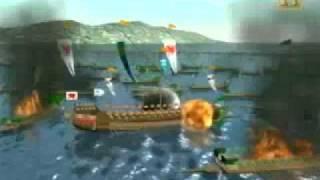 La Batalla de Lepanto