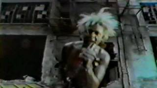 DIE WARZAU 'Welcome To America'  1989 Music Video [HQ Audio]