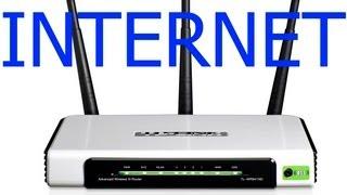Compartilhando A Internet No Roteador Wireless