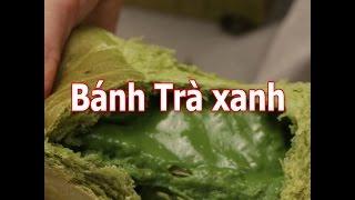 [Cookat Việt Nam] Bánh Trà Xanh