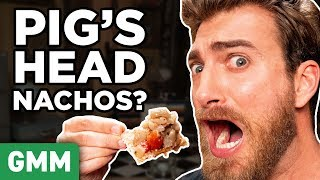 WILL IT NACHO? TASTE TEST
