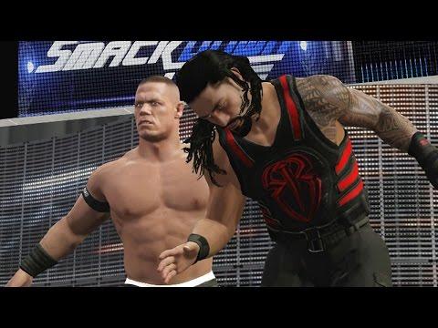 WWE 2K17 Story - John Cena Wants Retribution Before The Draft 📺 - Ep.52