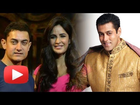Salman Khan Should Marry Katrina Kaif, Says Aamir Khan