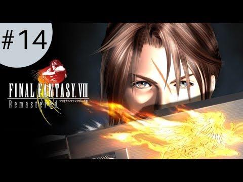 Final Fantasy VIII Remastered Walkthrough & Guide | Semi-BLIND Livestream #14