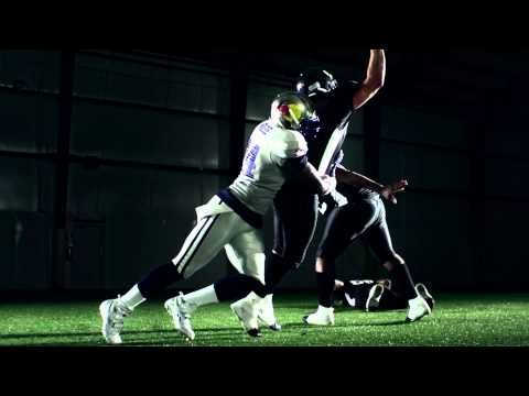DeMarcus Ware Slow Motion Tackle - Red Bull Moments