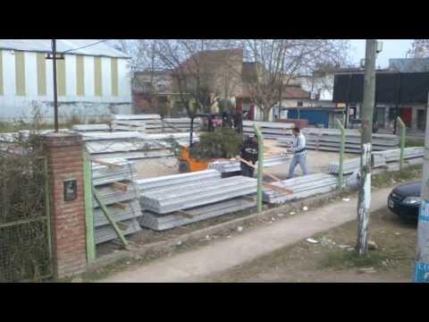 Ladrillos bloque de cemento hormigon - Viguetas pretensadas
