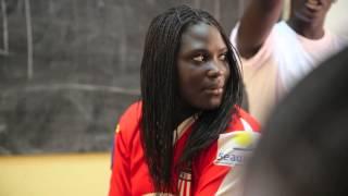 Senegal - Le Rugby au feminin