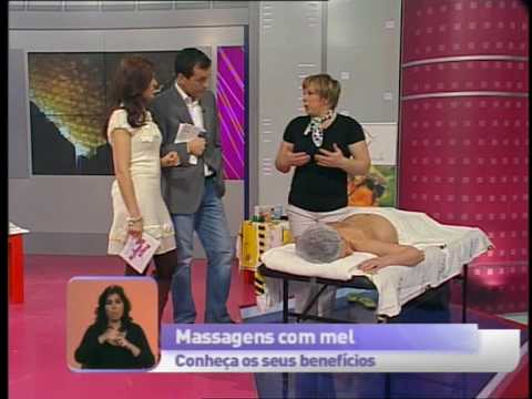Massagens do Mundo - massagens com mel