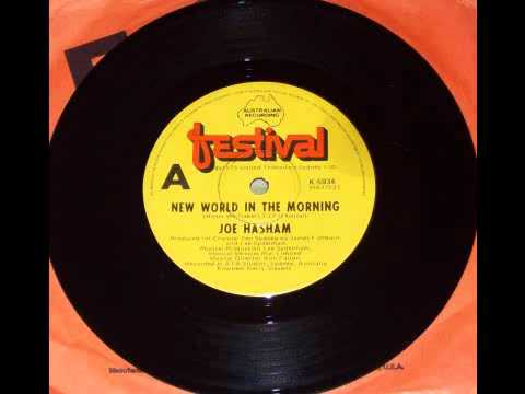 Joe Hasham (of Number 96 fame) - New World in the Morning