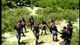 9 Dağın Efeleri - Harmandalı Zeybeği
