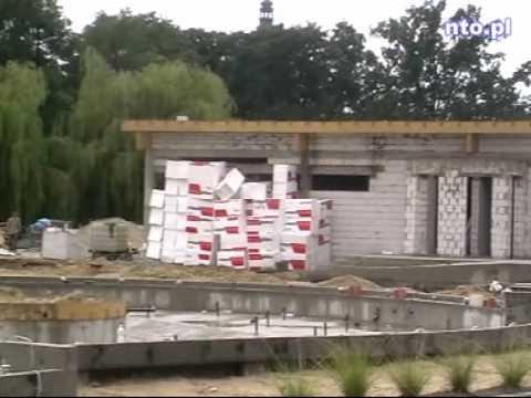 Budowa kompleksu basenowego w Namysłowie