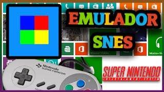 Snes8x Emulador SNES Para Windows Phone 8
