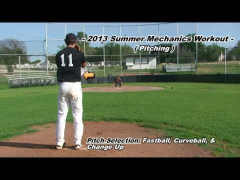 Isaac Hutto - 2013 Summer Mechanics Workout