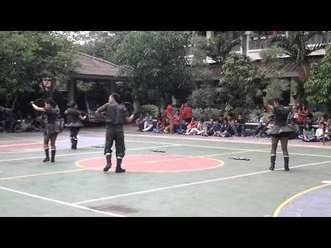 LUXURIOUS_Dance SMA Diponegoro 1 Jakarta