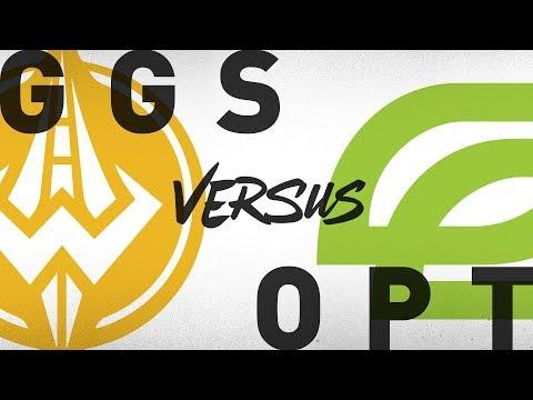 GGS vs. OPT - Week 1 Day 1   NA LCS Summer Split   Golden Guardians vs. OpTic Gaming (2018)