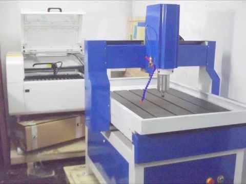 Maquinas Laser y Router CNC en Lima -Peru