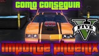 GTA V Online - Conseguir Imponte Phoenix - Mi coche preferido (H)